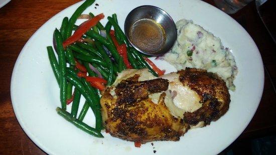Stanford Grill : Chicken was succulent