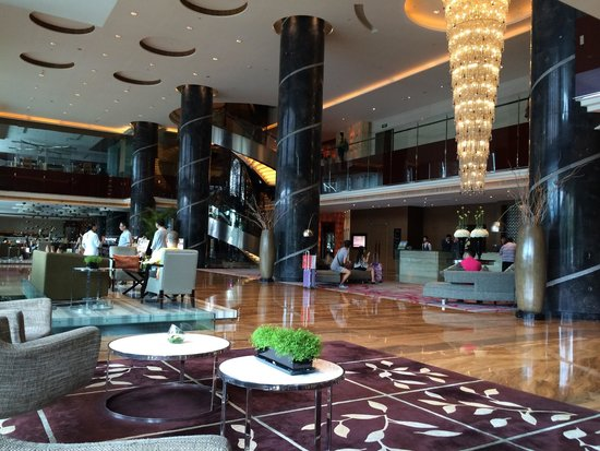 Swiss Grand Xiamen: ロビー