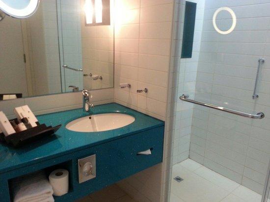 Dubai International Hotel : Toilette
