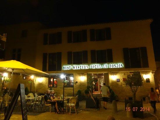 BEST WESTERN Hotel le Donjon: Hotel Maravilhoso