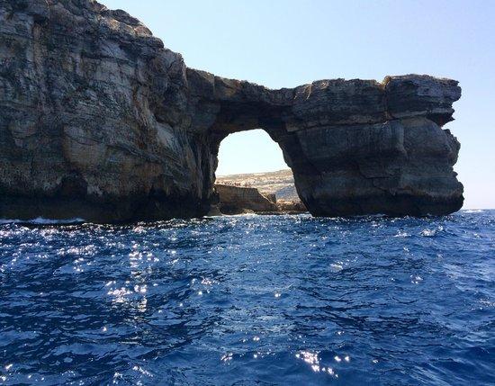 Malta Rib Cruises and Charter - Private Boat Service: Azure window