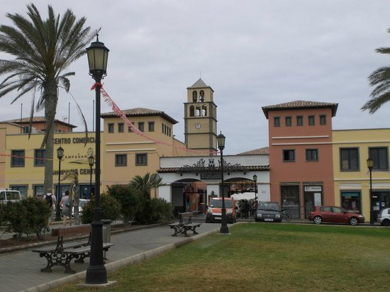 Atlantic Garden Beach Mate: Centro commerciale vicino all'Atlantic Garden