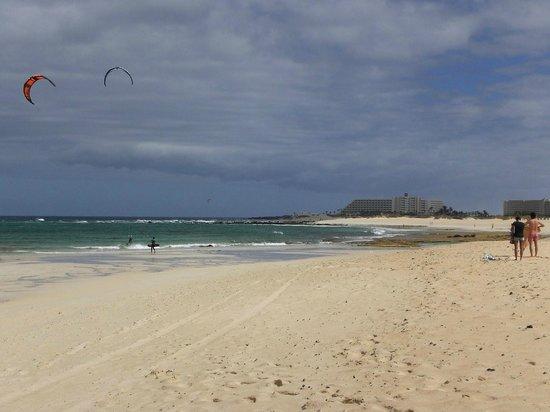 Atlantic Garden Beach Mate: La grande spiaggia del Parco Naturale di Corallejo