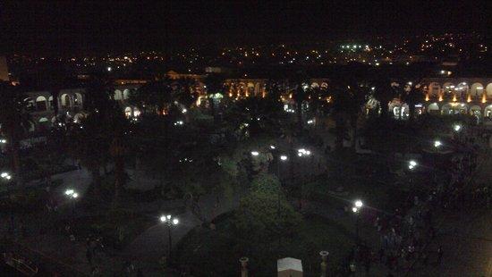 Historic Centre of Arequipa: Praça das Armas de Arequipa, Peru