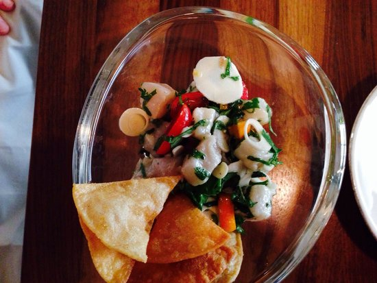 The Grove : Ceviche