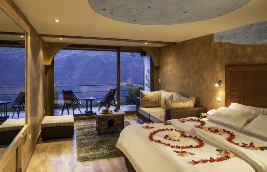 Luna Runtun, Adventure SPA: Habitación Romántica Amor Celestial