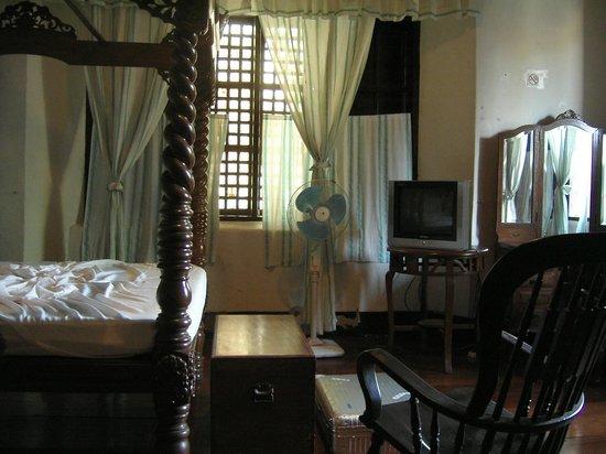 Villa Angela Heritage House: 客室