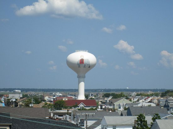 Lucy the Margate Elephant: Lucy's Water Tower