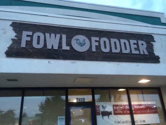 Photo of American Restaurant Fowl and Fodder at 7408 W Central Ave, Toledo, OH 43617, United States