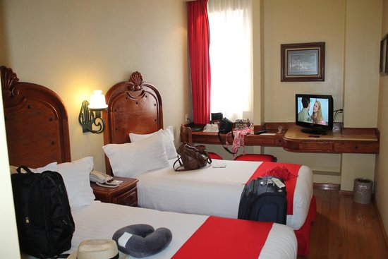 Zocalo Central: Hermosa habitacion doble