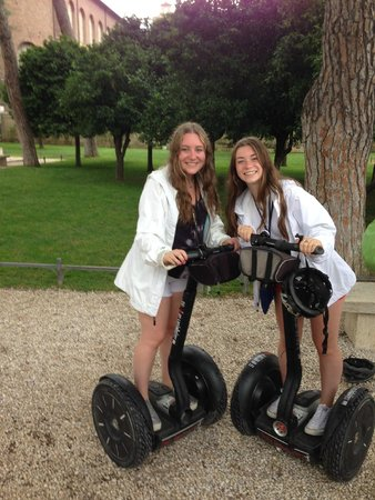Italy Segway Tours: So much fun!!!