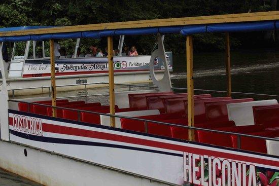 Cabanas Paraiso : Los Chiles - San Carlos Launch