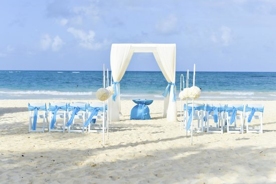Paradisus Punta Cana: Wedding Set Up