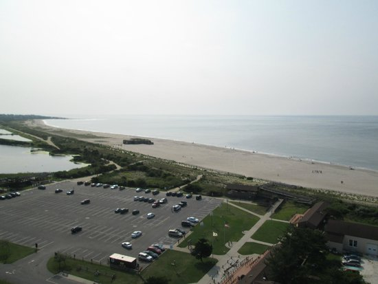 Cape May Lighthouse: View At The Top