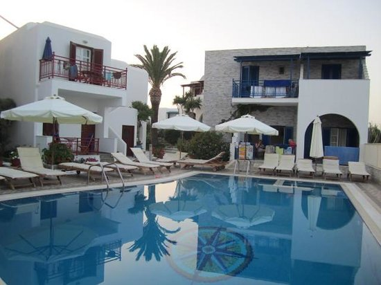 Hotel Katerina: pool