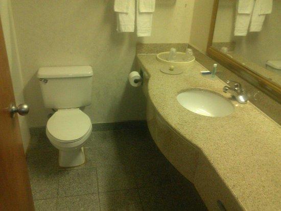 Motel 6 Walton-Richwood : Nice bathroom