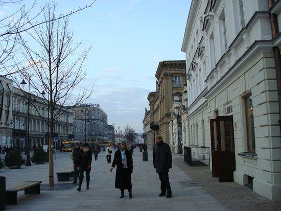 Warsaw Uprising Museum: Stare Miasto