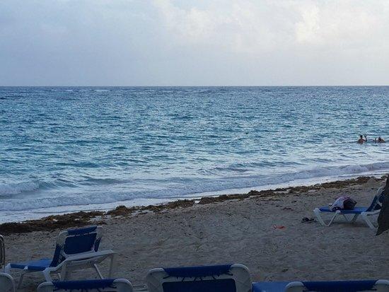 Hotel Riu Palace Bavaro: Playa
