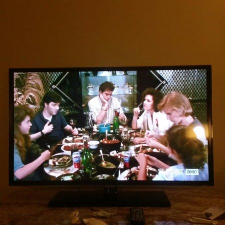 Mohegan Sun Pocono: ♡ 42inch 3D TV  ♡