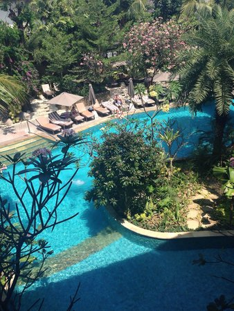 Padma Resort Legian: Barong Pool