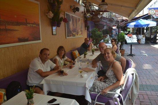 Fuego Restaurant: Good food, great service