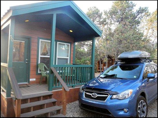 Durango KOA: New Studio Lodge