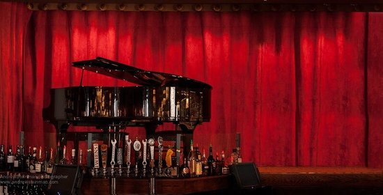 Vail Ranch Steakhouse: As well as enjoying a lovely dinner and drinks at the bar, it's all accompanied with a pianist a