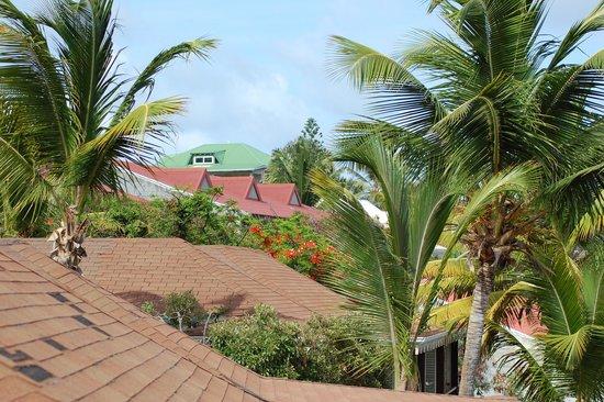 Captain Oliver's Hotel: Uitzicht over het Resort