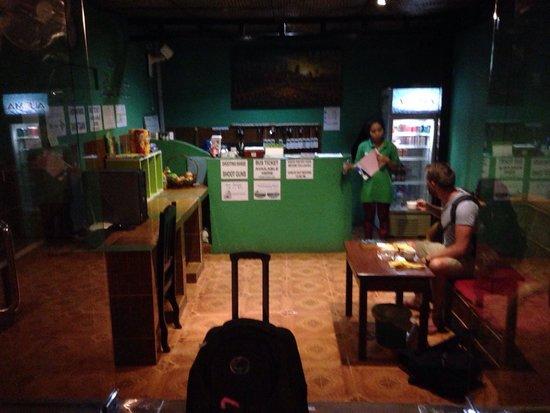 Mantra Angkor Boutique Villa : Reception