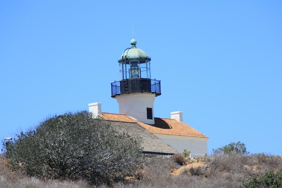 Cabrillo National Monument: lighthouse and museum
