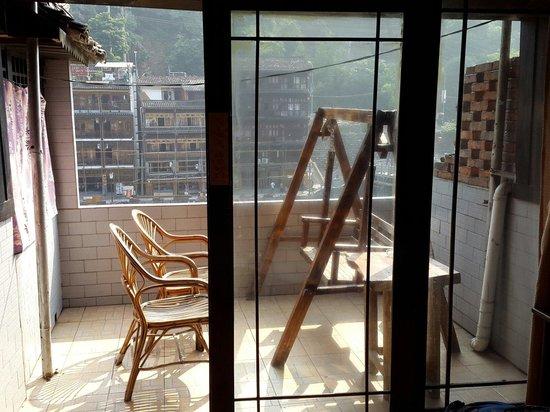 Koolaa's Small Room - a good year: Balcony on room 301