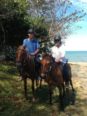 Kurrimine Beach, Australia: Kurramine Beach Horse Rides