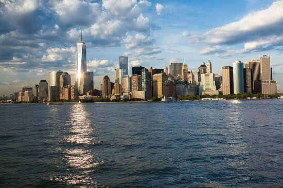 Ellis Island : Return trip to Manhattan