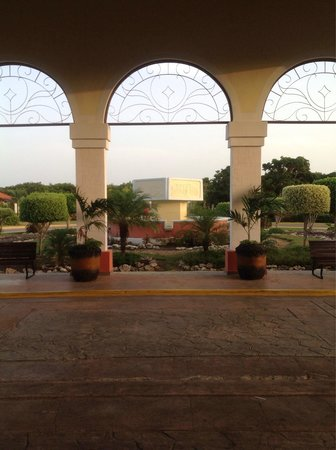 Memories Paraiso Beach Resort : Lobby entrence