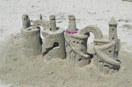 San Diego Sand Castles: Amazing sand art!