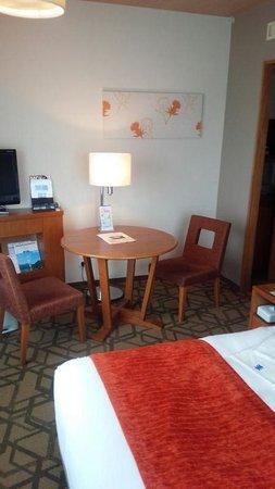 Hotel Metropolitan Yamagata: 広い室内でした