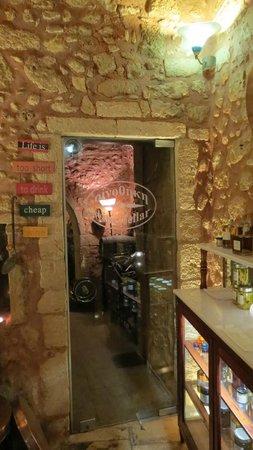Veneto Boutique Hotel: hotel wine cellar