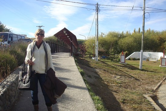 Av del Libertador: Ponte na Avenida