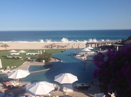 Las Ventanas al Paraiso, A Rosewood Resort: the waves are incredible