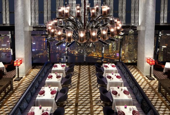 Photo of Restaurant Tosca at 尖沙咀柯士甸道西1號環球貿易廣場麗斯卡爾頓酒店102樓, Hong Kong, Hong Kong