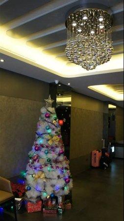 Beauty Hotels Taipei - Hotel B7: X'mas Tree