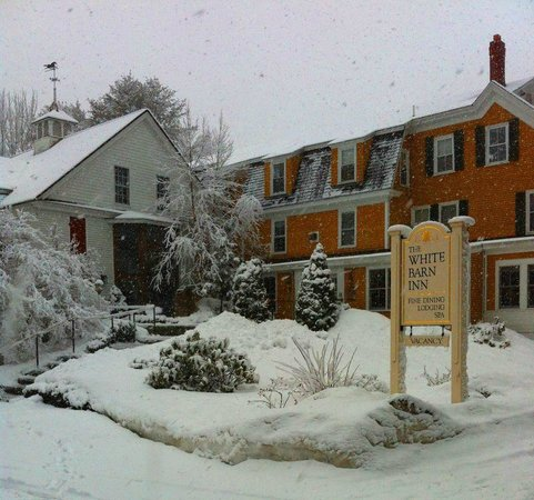 Grace White Barn Inn and Spa: home