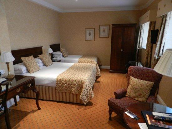 Granville Hotel: Room