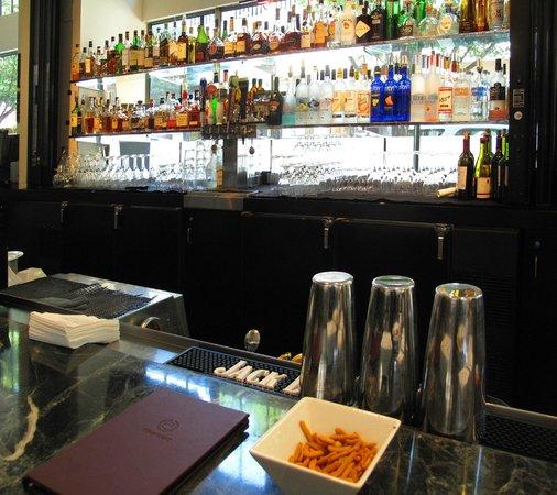 Sheraton Grand Sacramento Hotel: Lobby Bar