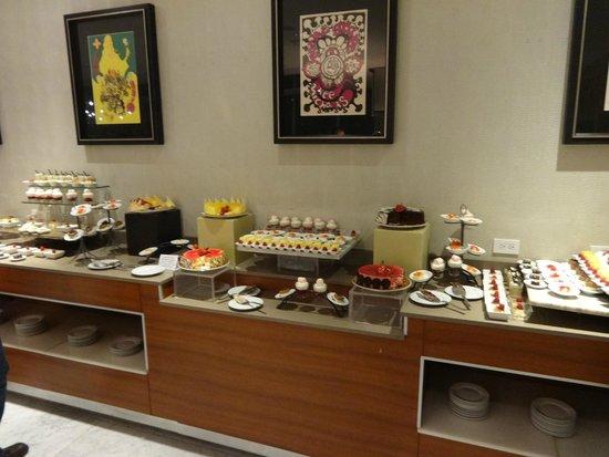 Hard Rock Hotel Panama Megapolis: buffet