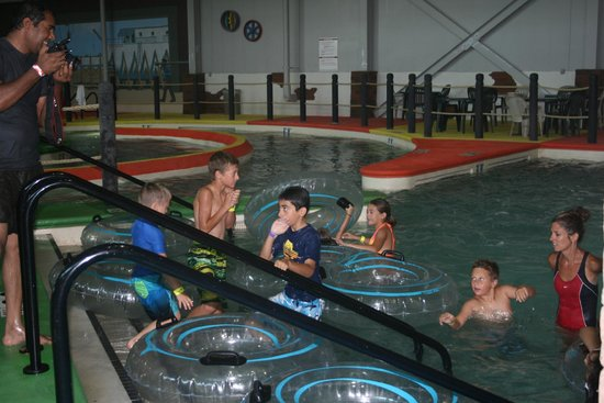Grand Harbor Resort and Waterpark: they loved the water park