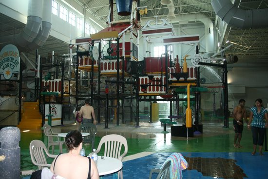 Grand Harbor Resort and Waterpark: fun at the waterpark