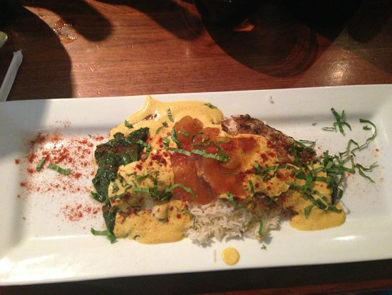 Stardust Cafe: Curried Chicken
