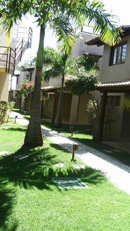 Pipa Beleza Spa Resort: Suites mais afastadas