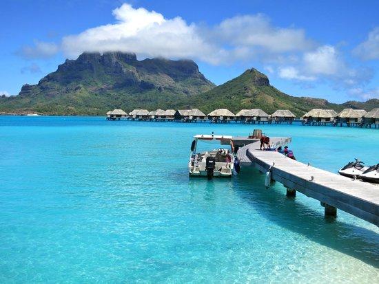 Four Seasons Resort Bora Bora: bungalows